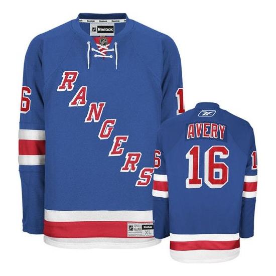 Sean Avery Jersey Sean Avery New York Rangers Jerseys