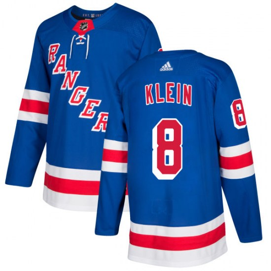 Adidas Kevin Klein New York Rangers Authentic Jersey - Royal