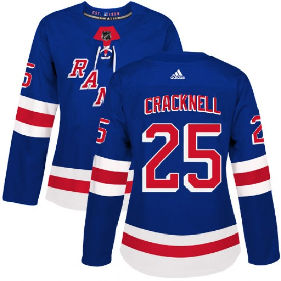 Adidas Brandon Pirri New York Rangers Premier Home Jersey - Royal Blue
