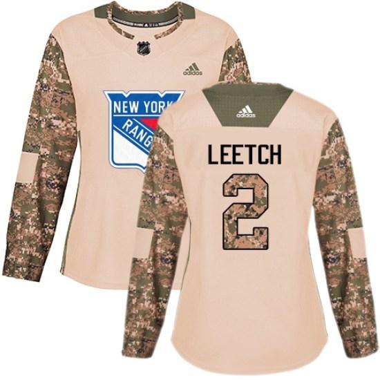 Adidas Brian Leetch New York Rangers Women's Premier Away Jersey - White