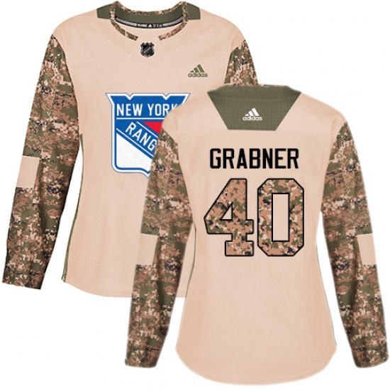 Adidas Michael Grabner New York Rangers Women's Premier Away Jersey - White