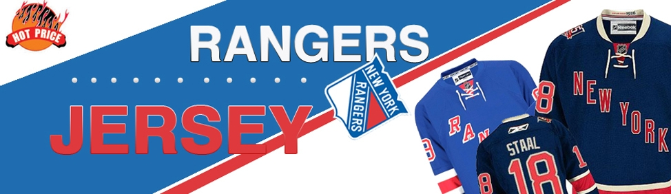 New York Rangers Jerseys
